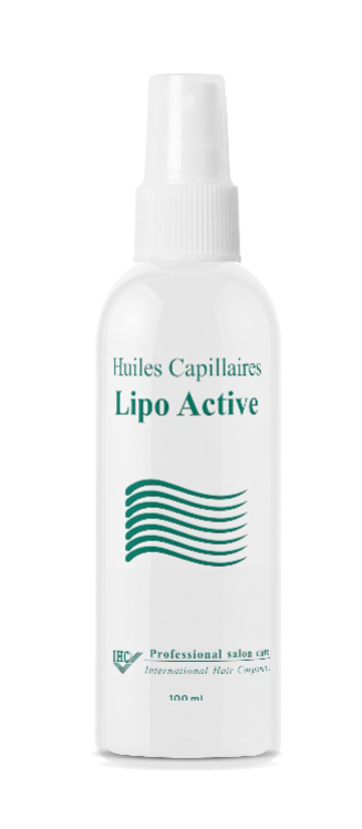 Масло Lipo Active Huiles Capillaires